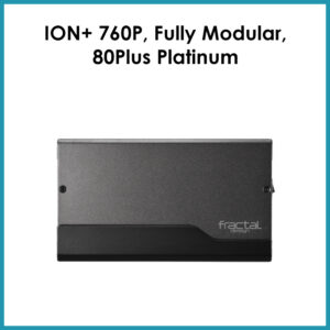 ION+ 760P Fully Modular 80Plus Platinum