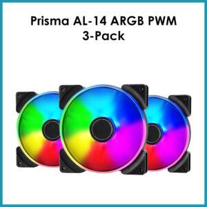 Prisma AL-14 ARGB PWM 3-Pack